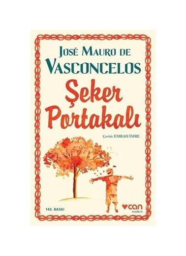 Can Can Yayınları Şeker Portakalı José M, Renksiz